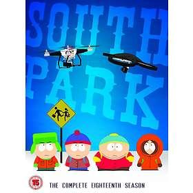 South Park - Season 18 (UK)