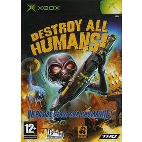 Destroy All Humans! (Xbox)