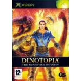 Dinotopia: The Sunstone Odyssey (Xbox)