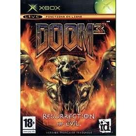 Doom 3: Resurrection of Evil (Xbox)