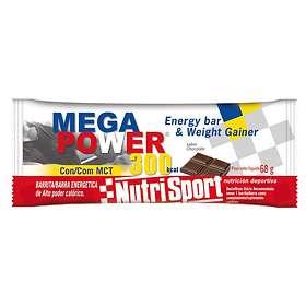 Nutrisport Mega Power 300 Kcal 68g 12st