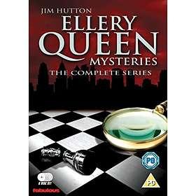 Ellery Queen Mysteries - The Complete Series (UK)