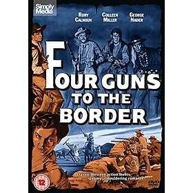 Four Guns to the Border (UK)