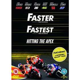 Faster + Fastest + Hitting the Apex (UK)