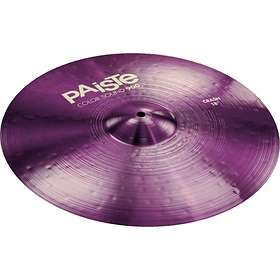 Paiste Color Sound 900 Purple Crash 18""
