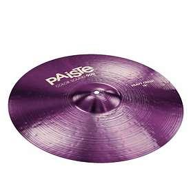 """Paiste Color Sound 900 Purple Heavy Crash 16"""""""