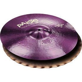 """Paiste Color Sound 900 Purple Soundedge Hi-Hats 14"""""""