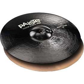 """Paiste Color Sound 900 Black Heavy Hi-Hats 14"""""""