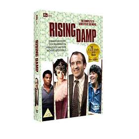 Rising Damp - The Complete TV Series Plus The Movie (UK)