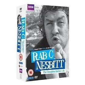 Rab C Nesbit - The Complete Series 1-8 (UK)