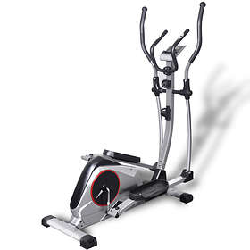 vidaXL Crosstrainer XL Moving Mass 18kg