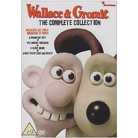 Wallace & Gromit: The Complete Collection (UK)