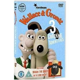 Wallace & Gromit - 3 Cracking Adventures (UK)