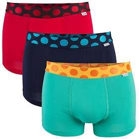 Happy Socks Pop Trunk 3-Pack