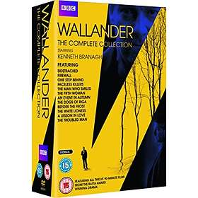 Wallander - The Complete Collection (UK)