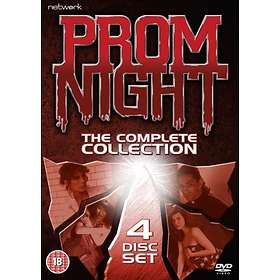 Prom Night - The Complete Collection (UK)