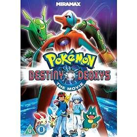 Pokémon the Movie: Destiny Deoxys (UK)