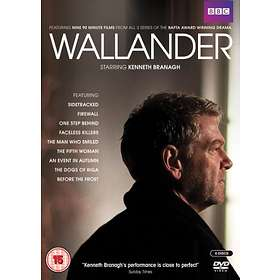 Wallander - Series 1-3 (UK)