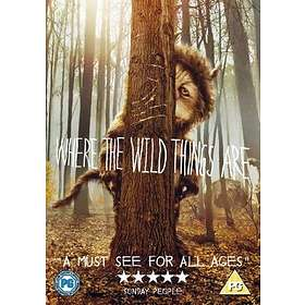 Where the Wild Things Are (UK)