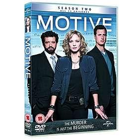 Motive - Season 2 (UK)