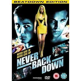 Never Back Down (UK)