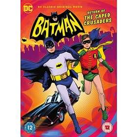 Batman: Return of the Caped Crusaders (UK)