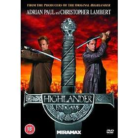 Highlander: Endgame (UK)