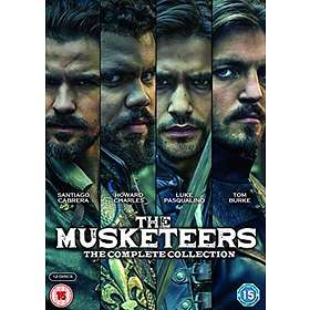 The Musketeers - The Complete Collection (UK)