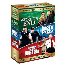 The World's End + Hot Fuzz + Shaun of the Dead (UK)
