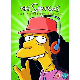 The Simpsons - Season 15 (UK)