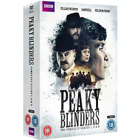 Peaky Blinders - Series 1-3 (UK)