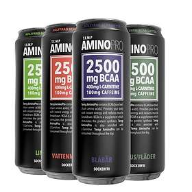 FCB T.E.M.P Amino Pro Drink 500ml 24-pack
