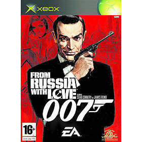 James Bond 007: From Russia with Love (Xbox)