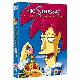The Simpsons - Season 17 (UK)