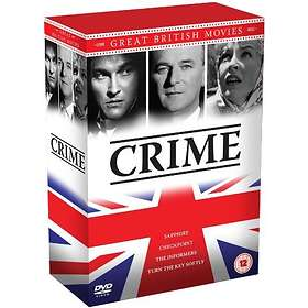 Great British Movies: Crime (UK)