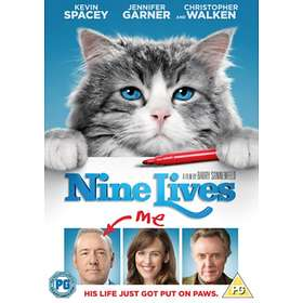 Nine Lives (2016) (UK)