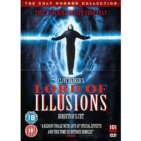 Lord of Illusions - Director's Cut (UK)