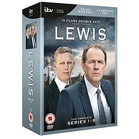 Lewis - Series 1-9 (UK)