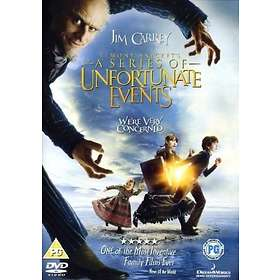 Lemony Snicket's A Series of Unfortunate Events (UK)