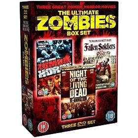 The Ultimate Zombies Box Set (UK)