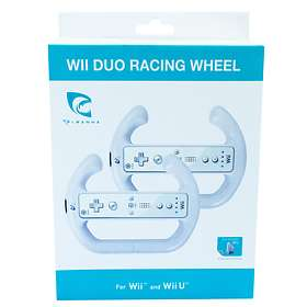 Piranha Duo Racing Wheel (WII)