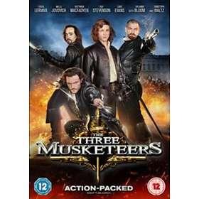 The Three Musketeers (2011) (UK)