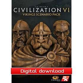 Sid Meier's Civilization VI: Vikings Scenario Pack (Expansion) (PC)