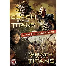 Clash of the Titans + Wrath of the Titans (UK)