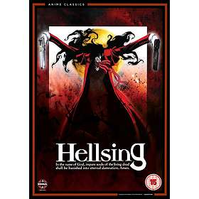 Hellsing - Complete Series Collection (UK)