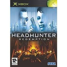 Headhunter: Redemption (Xbox)