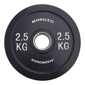 Nordic Strength Bumper Plate 2,5kg