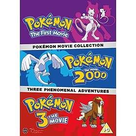 Pokémon Movie Collection (UK)