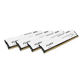 Kingston HyperX Fury White DDR4 2133MHz 4x8GB (HX421C14FW2K4/32)