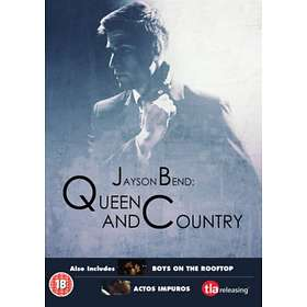 Jayson Bend: Queen and Country (UK)